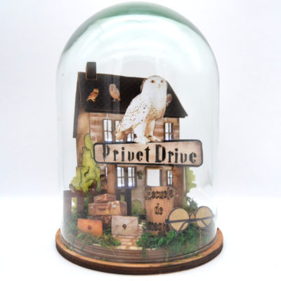 Kit Harry Potter – Privet Drive