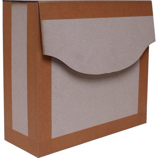 Kit cartonaje Maletín - 22x24x9,5cm - Decoman