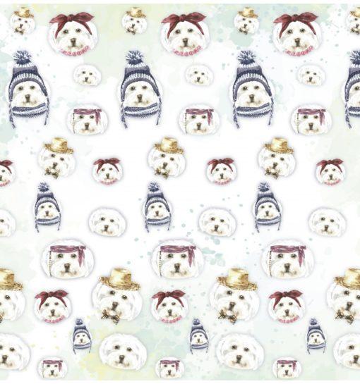 Patrulla canina Set 12 papeles scrapbooking – Amelie Orita