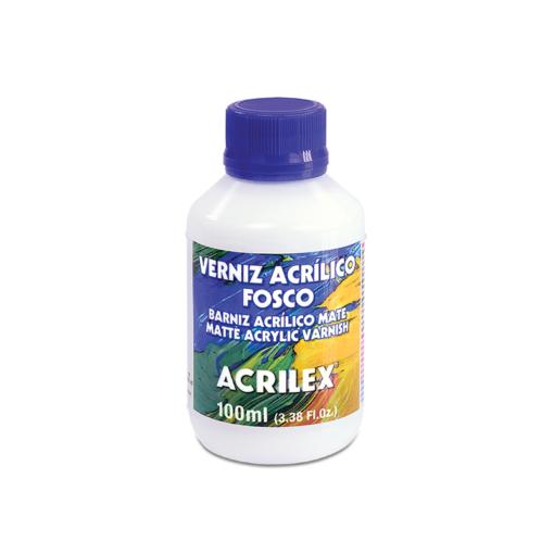 Barniz acrílico mate - 100 ml - Acrilex