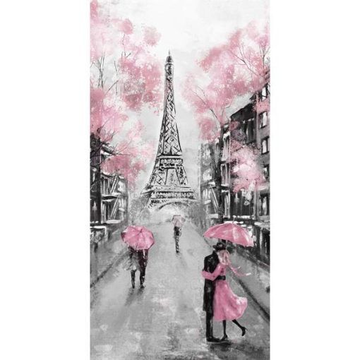 Paris - Papel sublimación - 60x30 cm - Artis Decor